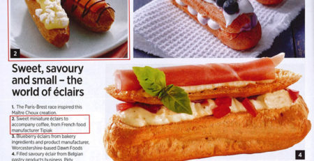 Party Food Suppliers - Tipiak Foodservice