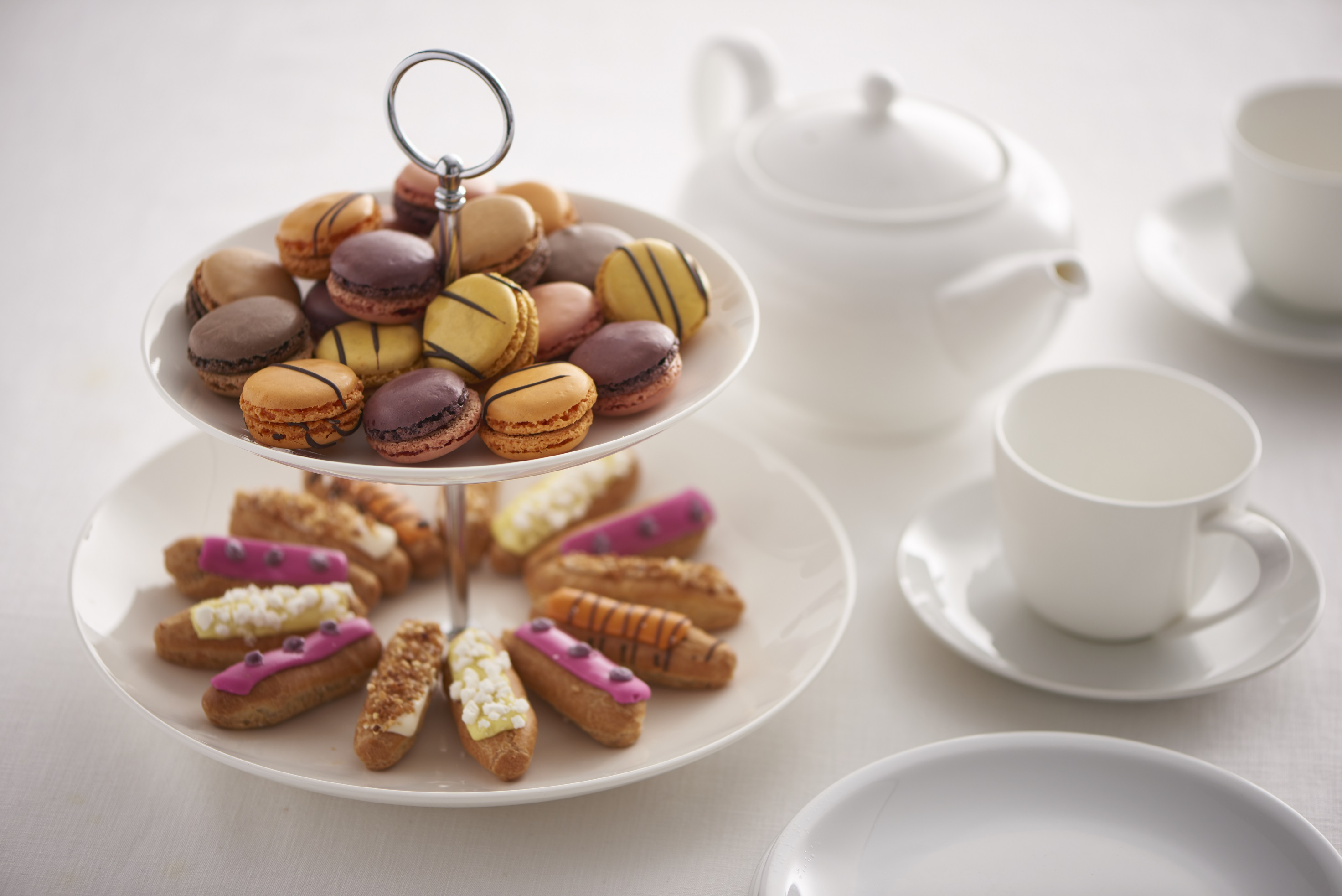 Tipiak has the perfect ingredients for afternoon tea tipiak